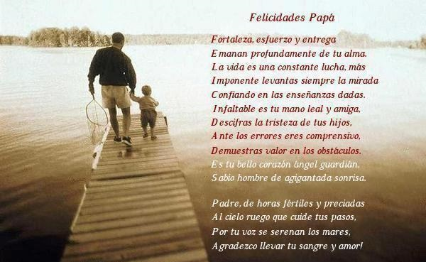 75 Frases Para El Día Del Padre Dedicatorias Cortas Y Bonitas