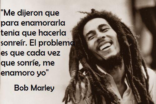 Frases de Bob Marley en Espanol
