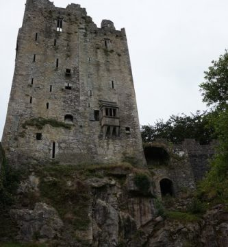 leyendas irlandesas castillos en ruinas